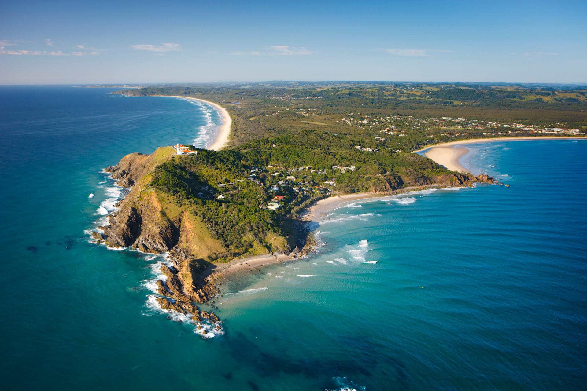 Luxury Vacation to Australia: Joys of Byron Bay   Touring Treasures