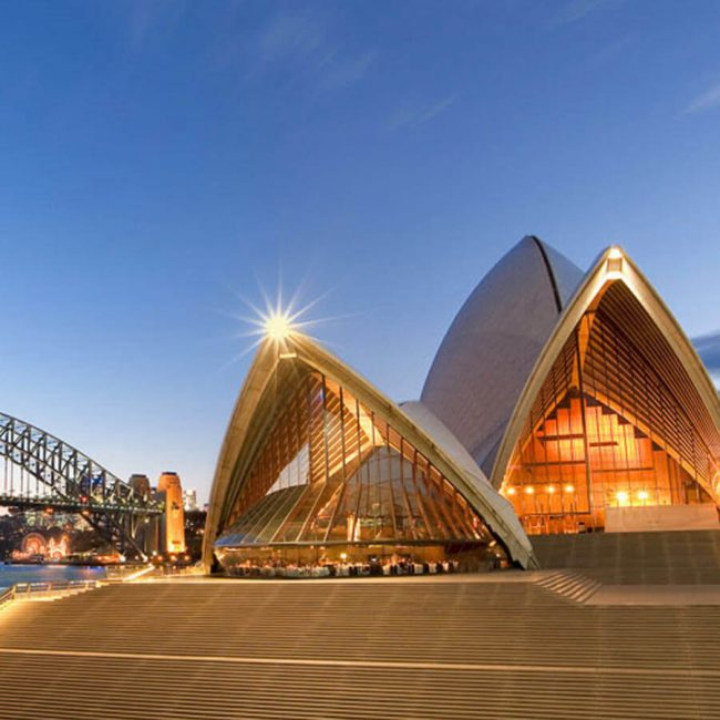 Luxury New South Wales Vacations Australia