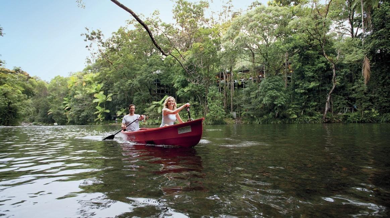 Activity Rainforest Kayak
