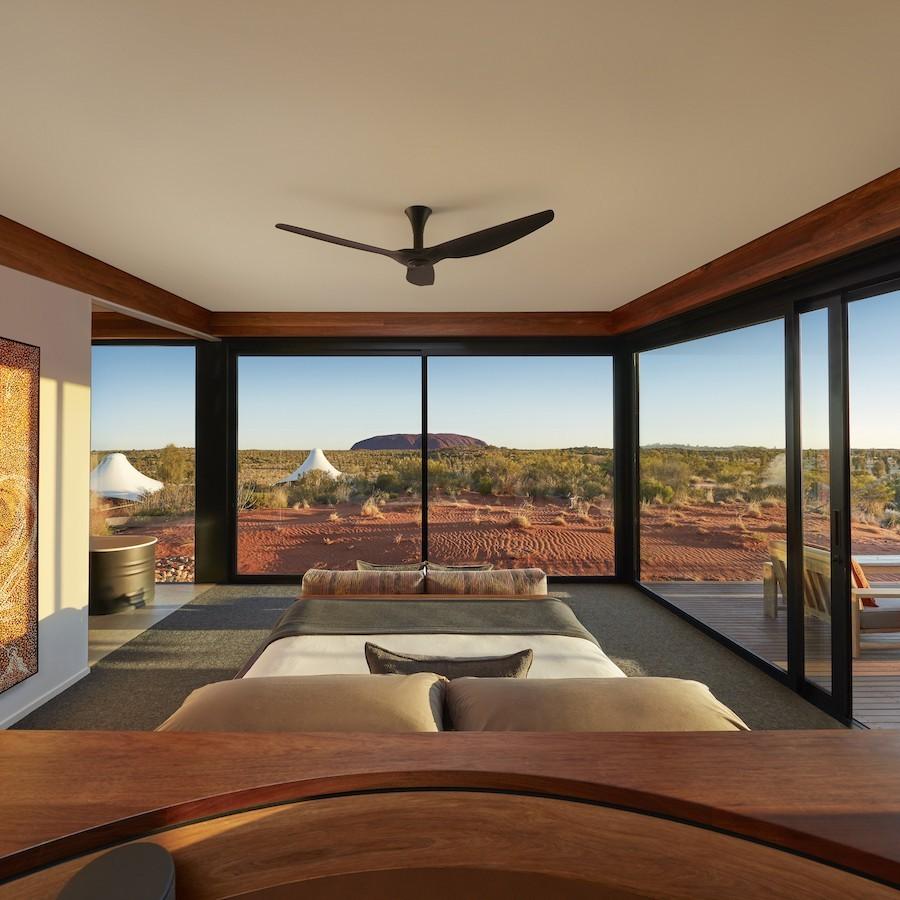Dune Pavilion Bedroom