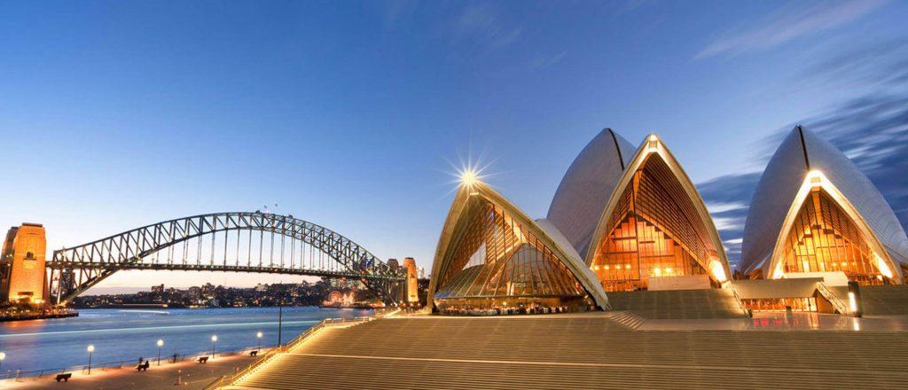 New South Wales Destination