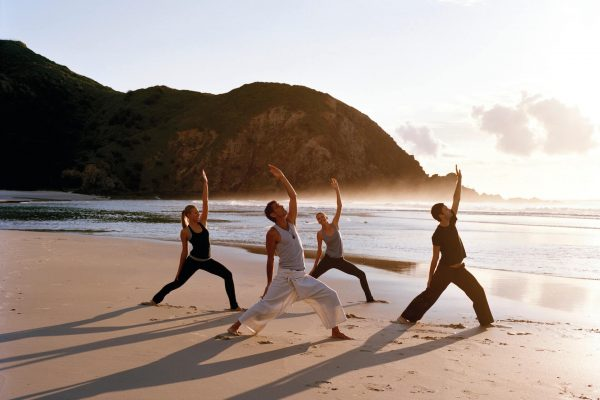 Great Barrier Reef Yoga
