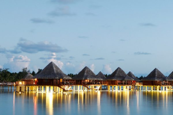 Luxury Destination Tahiti