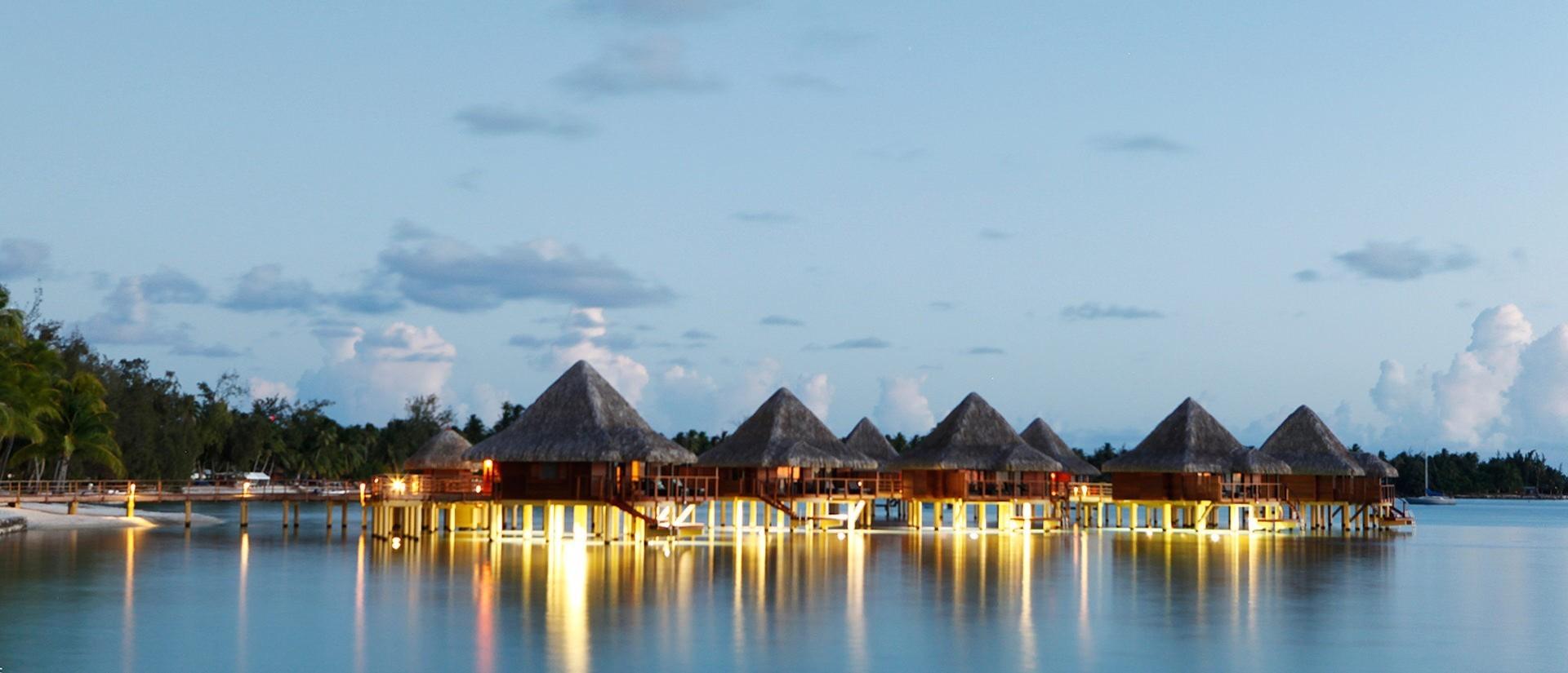 Luxury Destination Tahiti