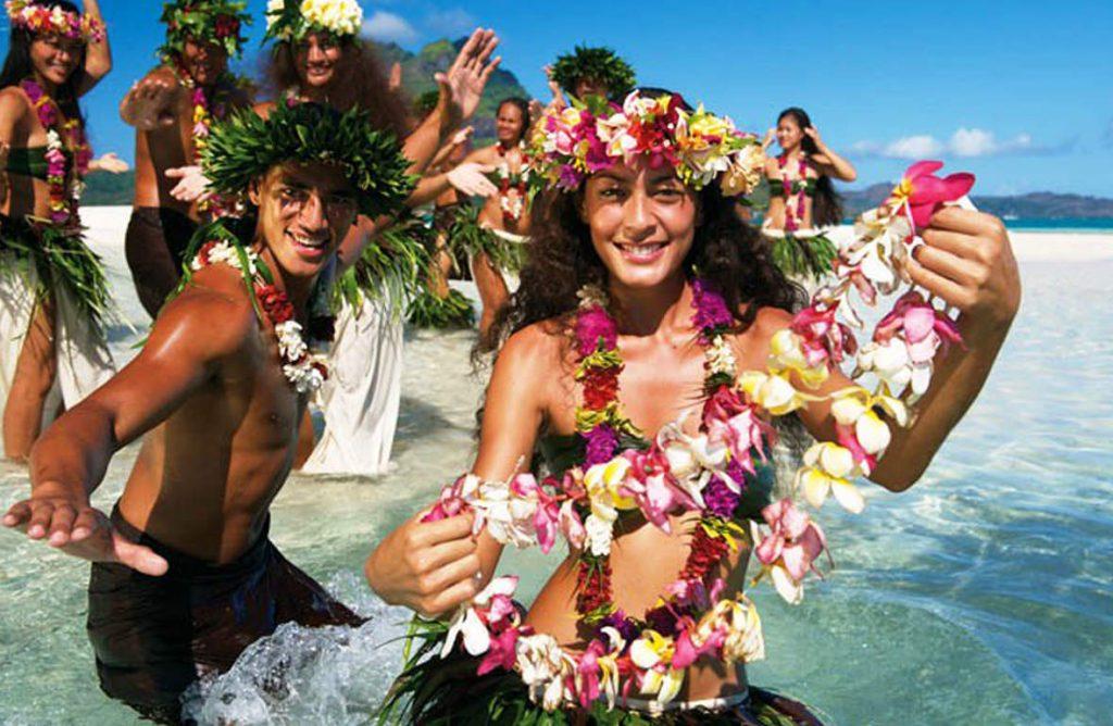 Tahiti Polynesian Welcome