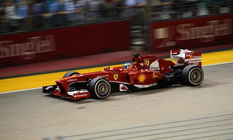 Scuderia Ferrari F1, Singapore Grand Prix