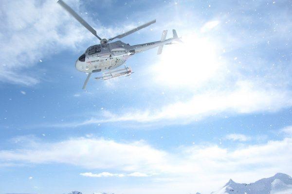 Helicopter Heliskiing Heli-skiing Canada Alaska