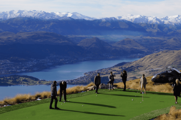 New Zealand Home Golf