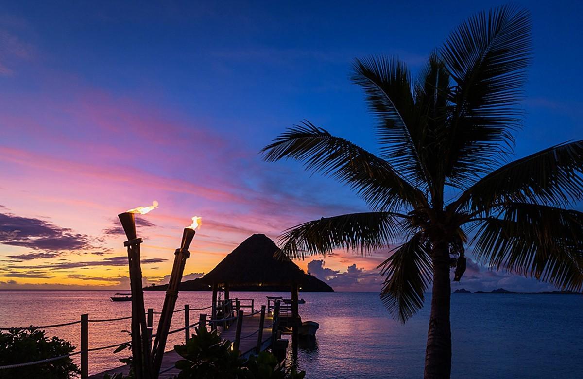 Fiji Romantic Remote Resorts