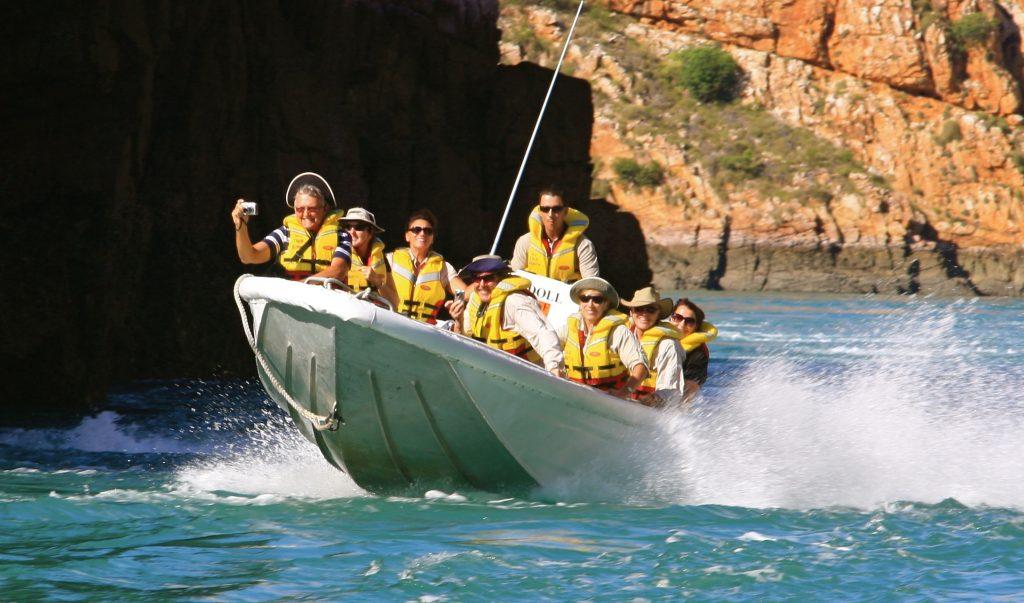 The True North Cruises Kimberley Discovery