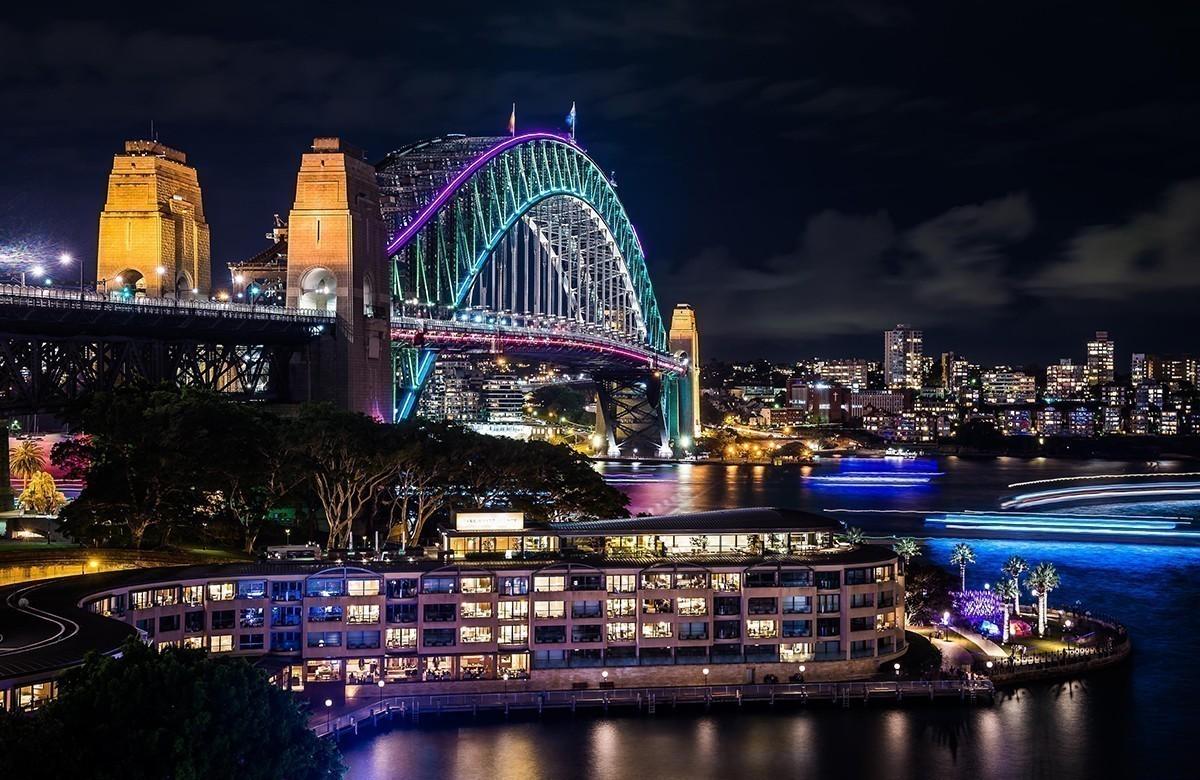 Vivid Sydney Arts Festival