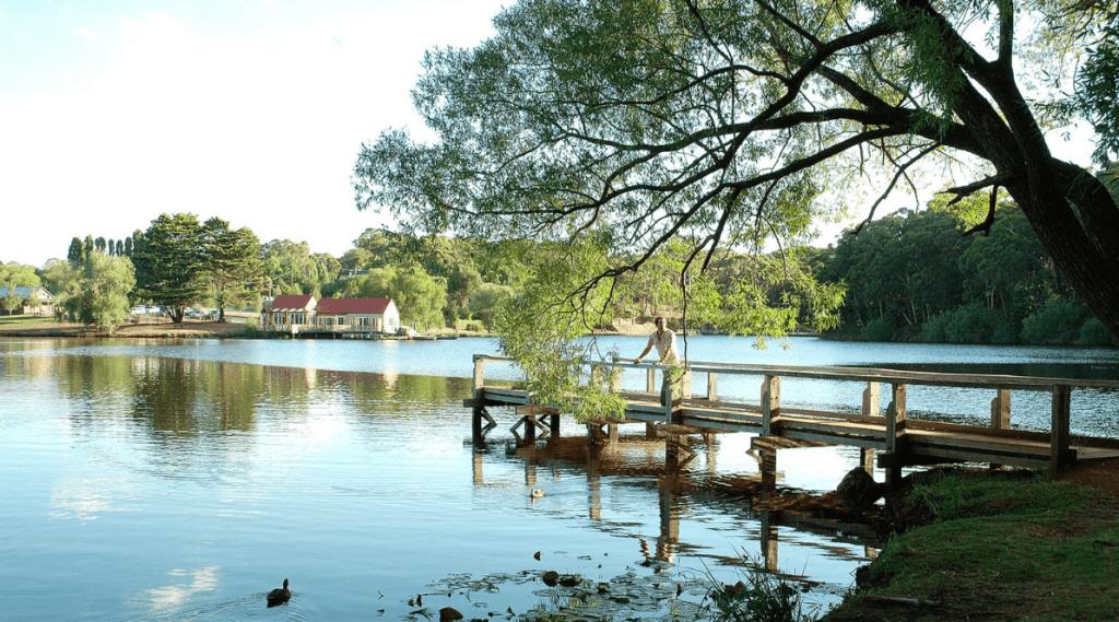Lake House Daylesford
