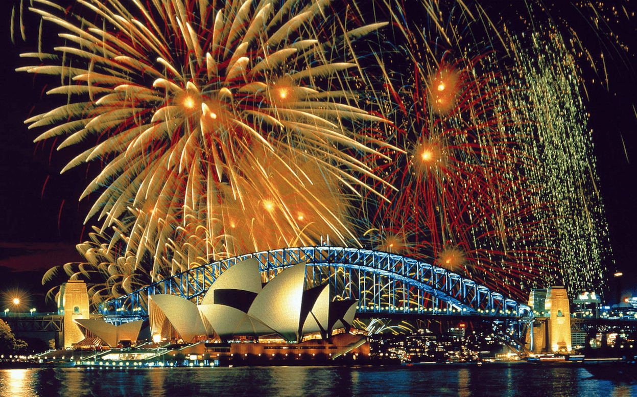 New Year Eve Australia
