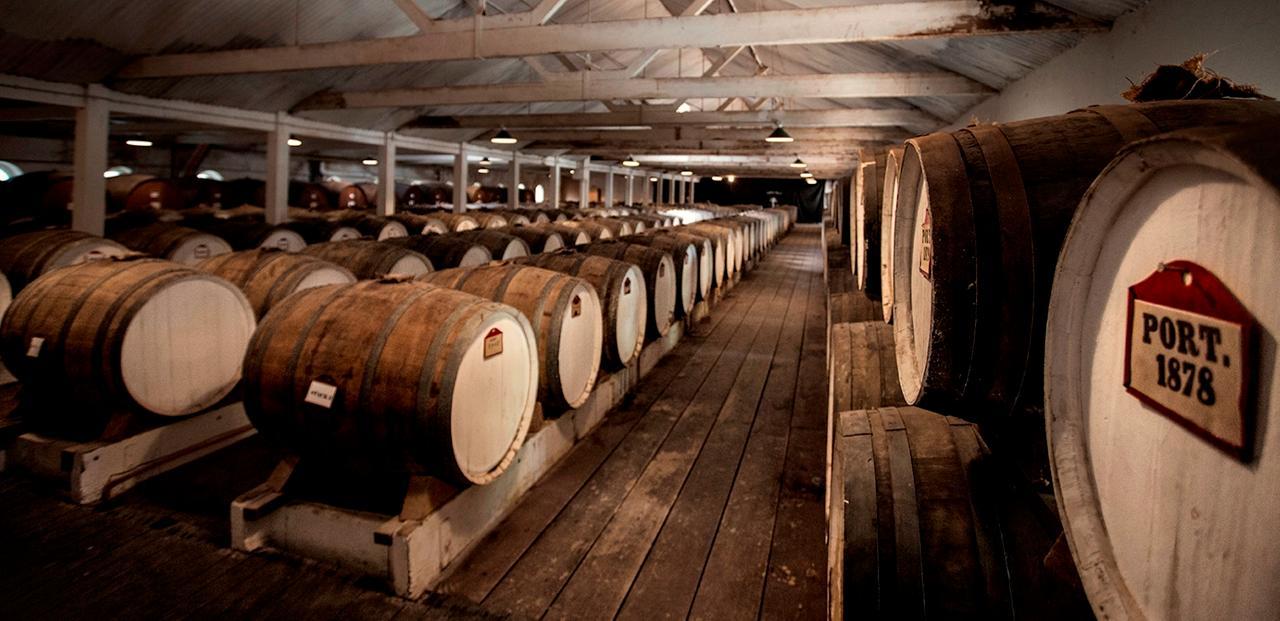 1878 Barrel Cellar Seppelstfield