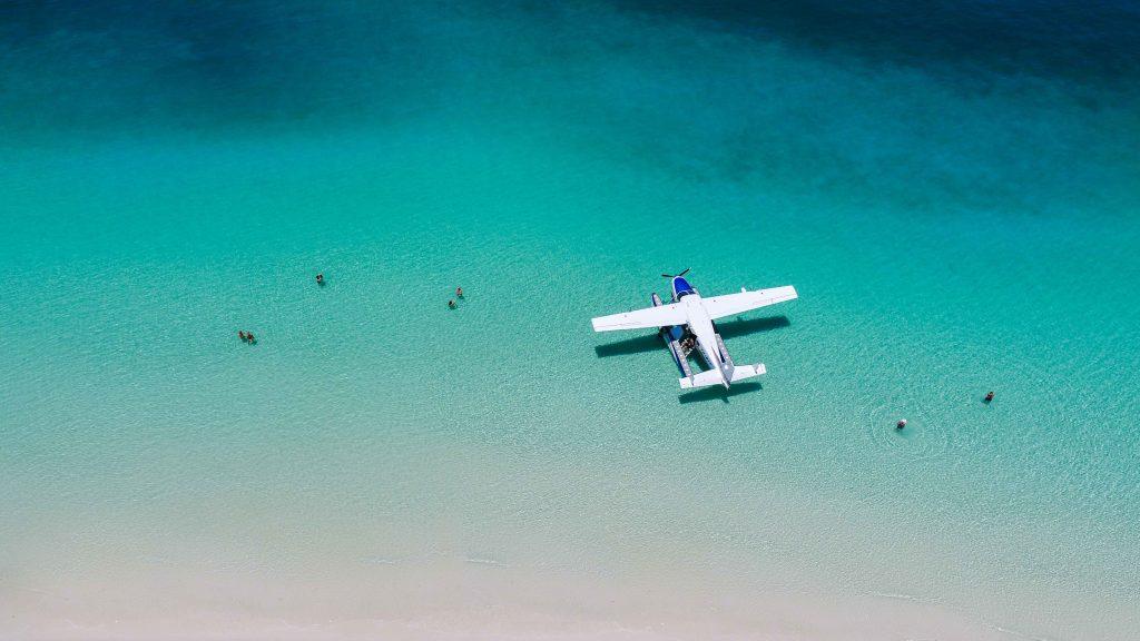 Great Barrier Reef Seaplane Whitehaven