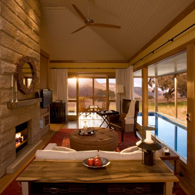 Emirates One&Only Wolgan Valley Resort, Blue Mountains, NSW