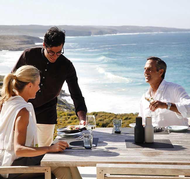 Kangaroo Island Terrace Dining