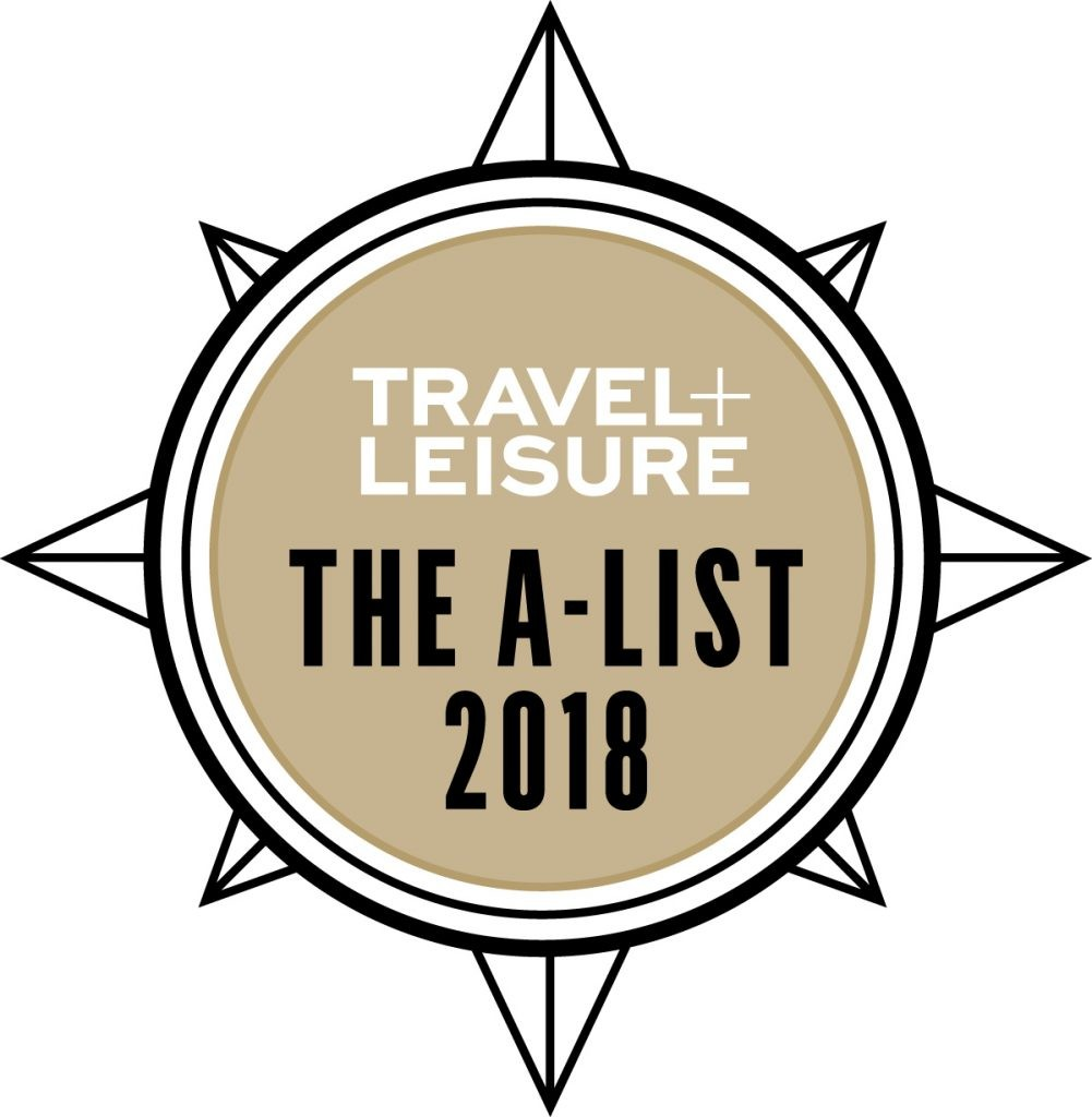 Travel Leisure The A-List 2018