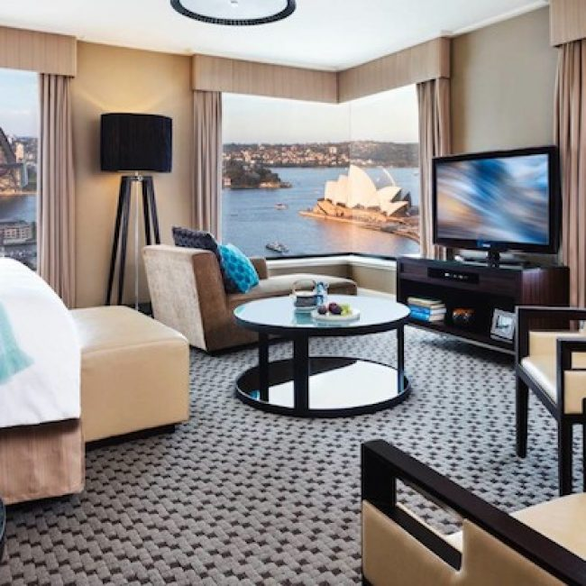 Four Seasons Sydney Junior Suite