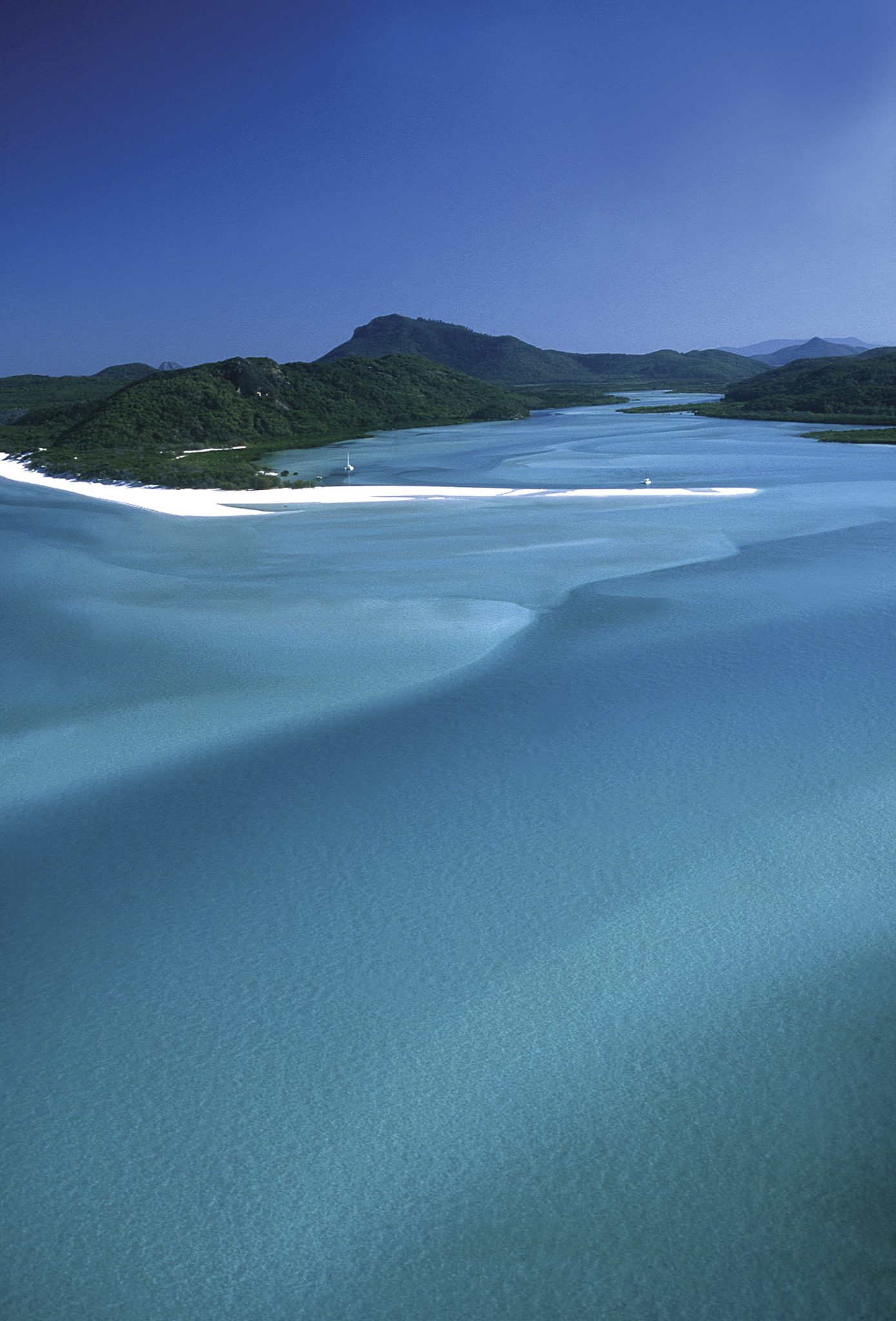 Great Barrier Reef Whitehaven Beach