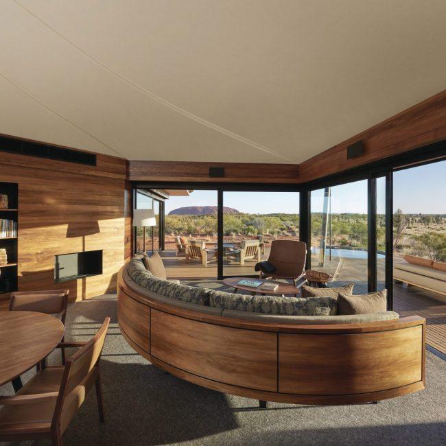 Longitude 131° – Dune Pavilion Lounge