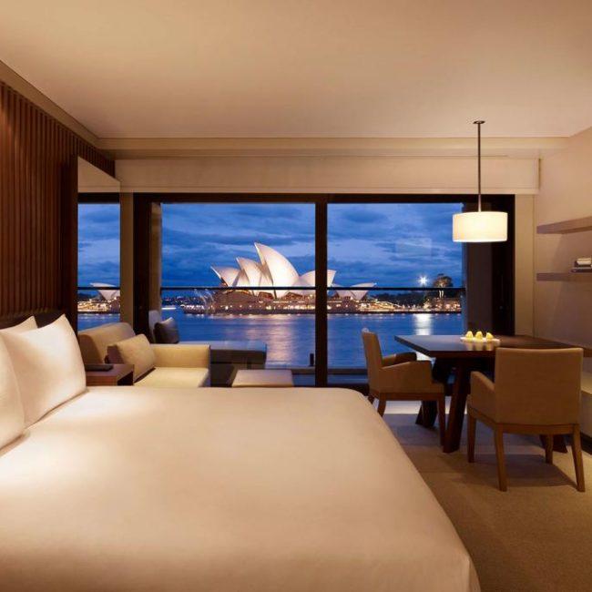 Park Hyatt Sydney Room