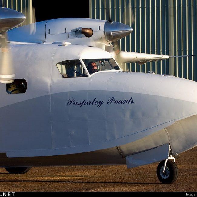 Paspaley Grumman Mallard Seaplane
