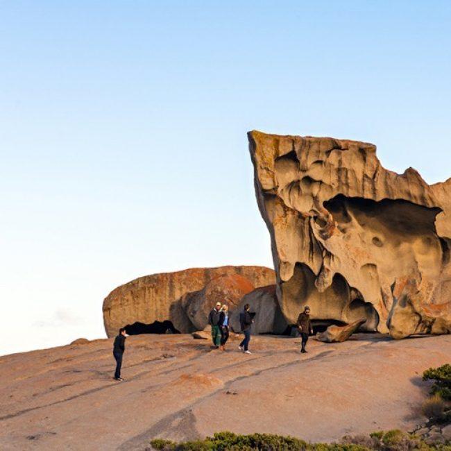 Remarkable Rocks Australia