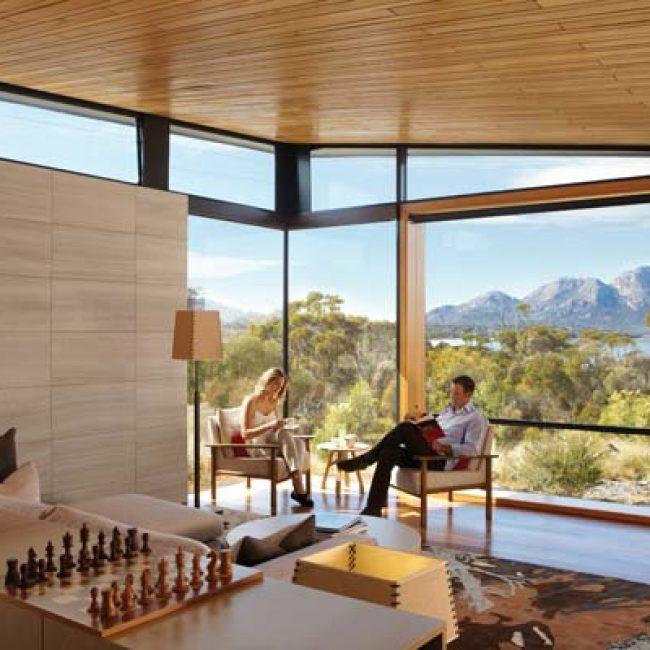 Saffire Freycinet Lodge Room