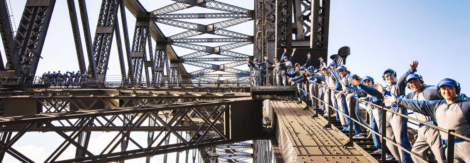 Sydney Harbour Bridge Seamlessly