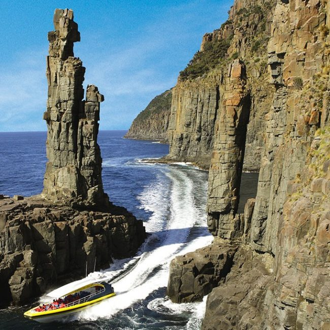 The Monument Bruny Island Cruise