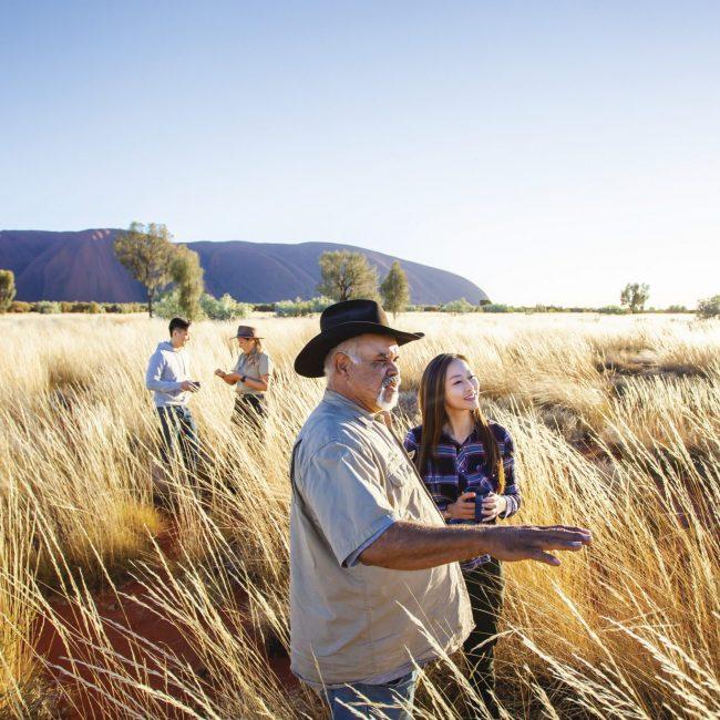 Uluru-Kata Tjuta National Park Traditional Custodians
