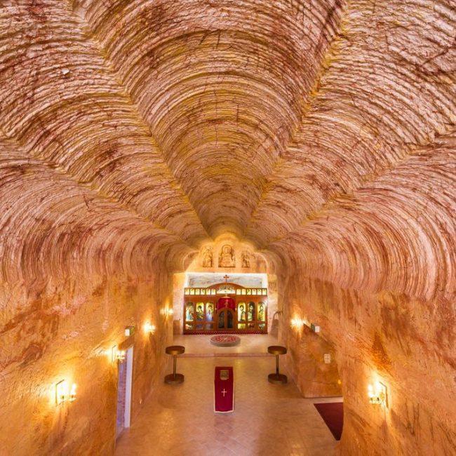 Underground Church of Saint Elijah the Prophet