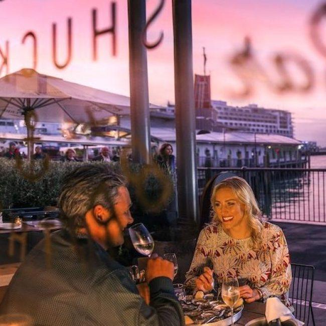 Auckland Night Restaurant