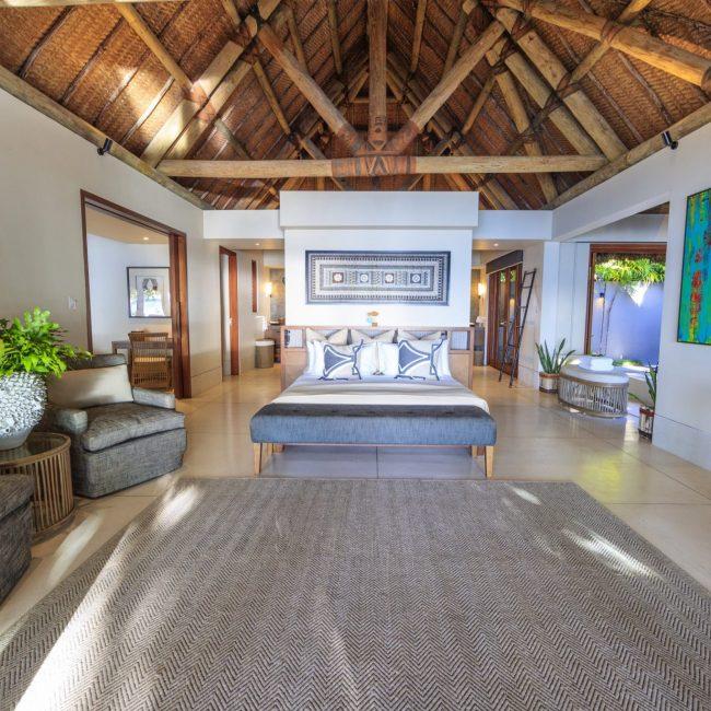 Beachfront Villa – Master Bedroom