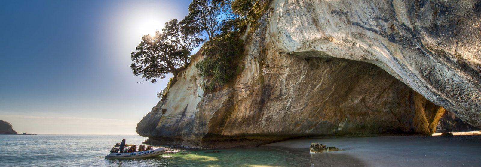 Cathedral Cove Coromandel