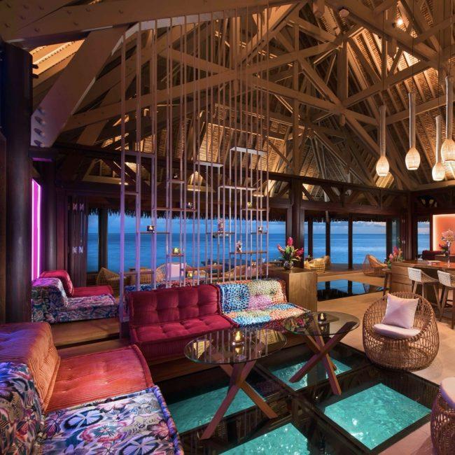Conrad Bora Bora Bar