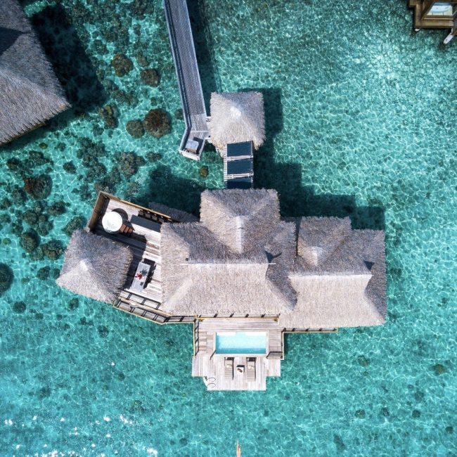 Conrad Bora Bora Presidential Villa