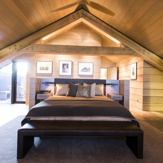 Cooper Loft Bedroom