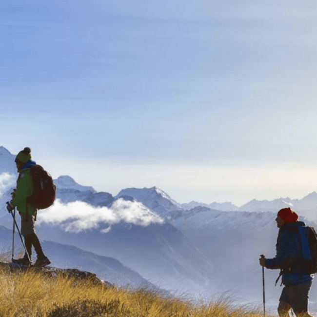 Embrace Exciting Adventures Hiking