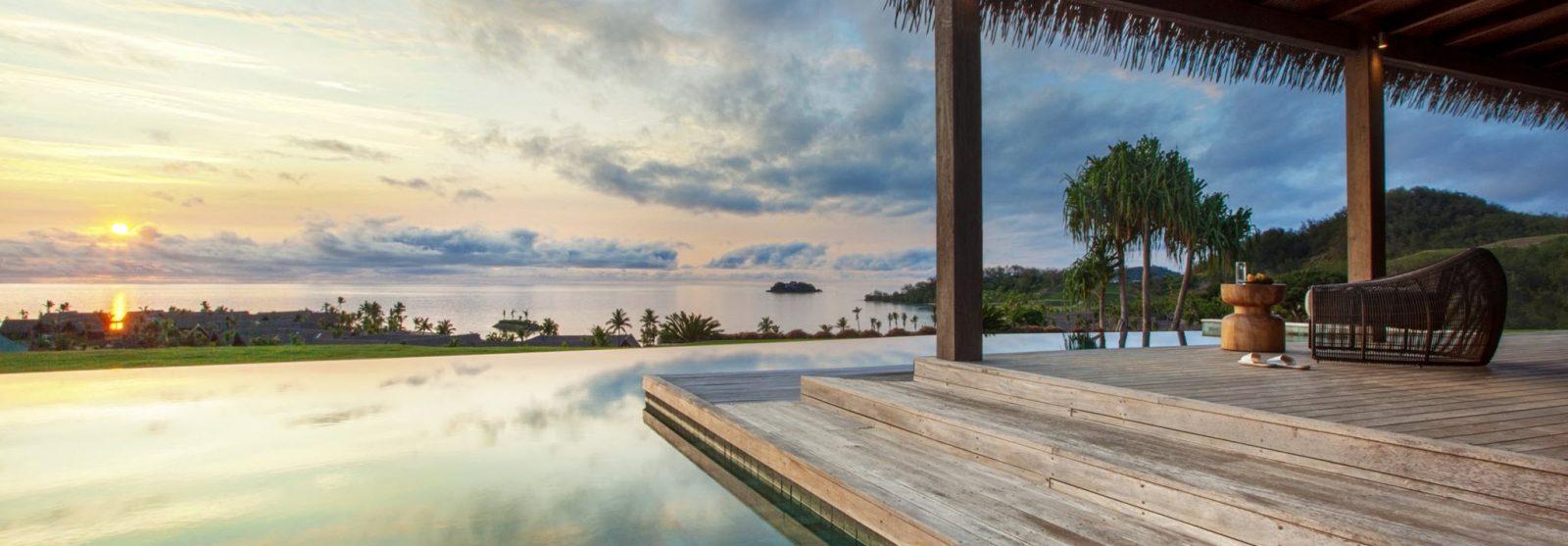 Four Bedroom Oceanview Pool Residence
