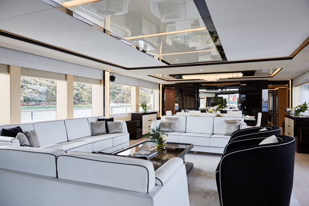 Ghost II Private Yacht Charter