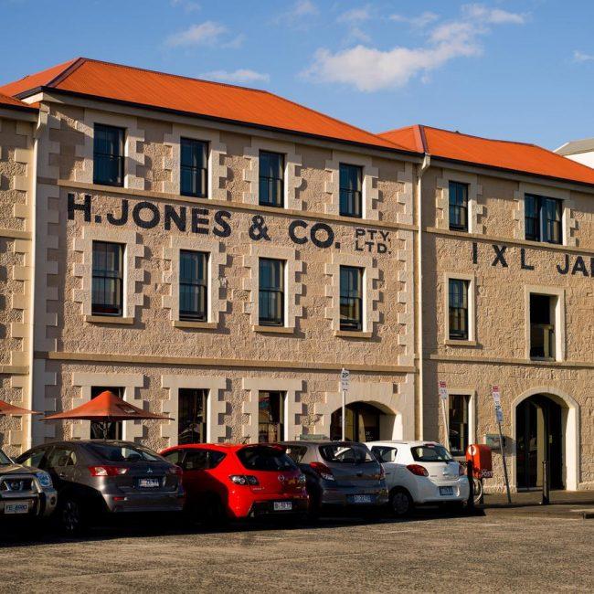 H.JONES & CO.