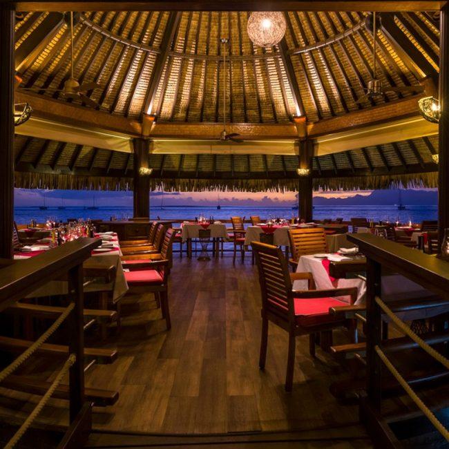 Intercontinental Tahiti Lotus Restaurant