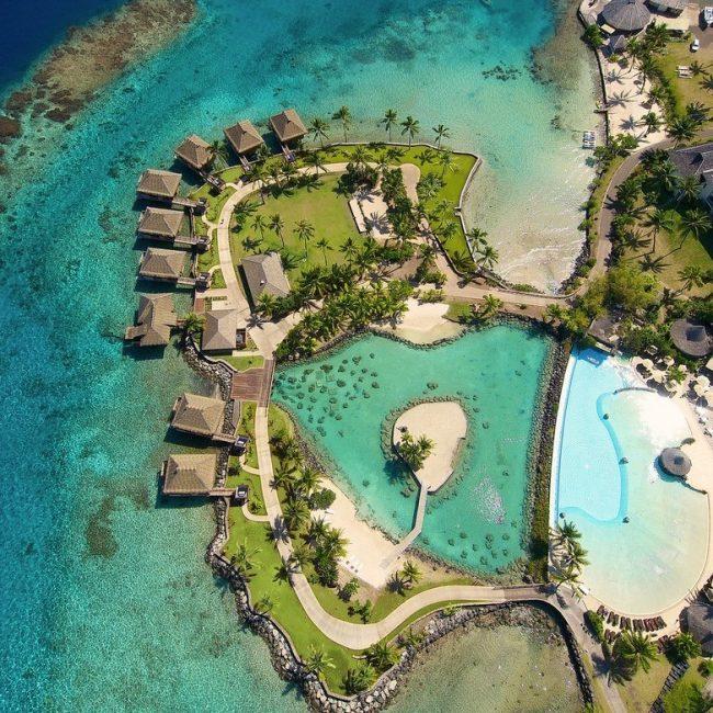 Intercontinental Tahiti Resort View