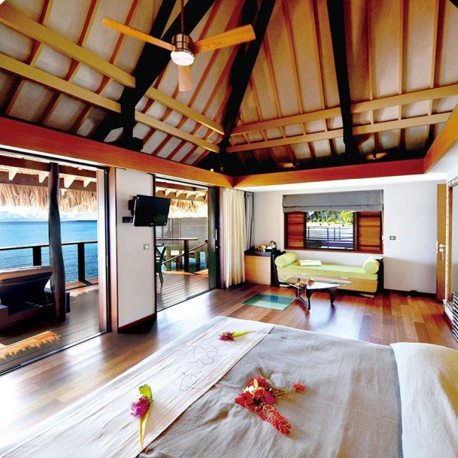 Kia Ora Resort Bedroom