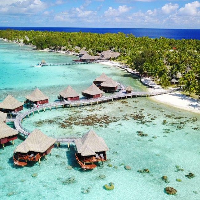 Kia Ora Resort Overwater Bungalows