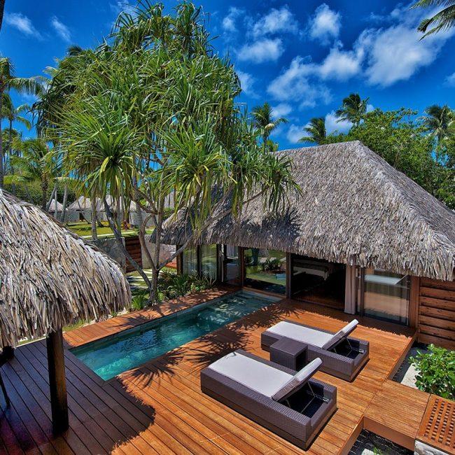 Kia Ora Resort Private Pool