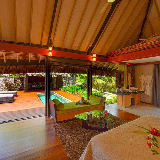 Kia Ora Resort Villa