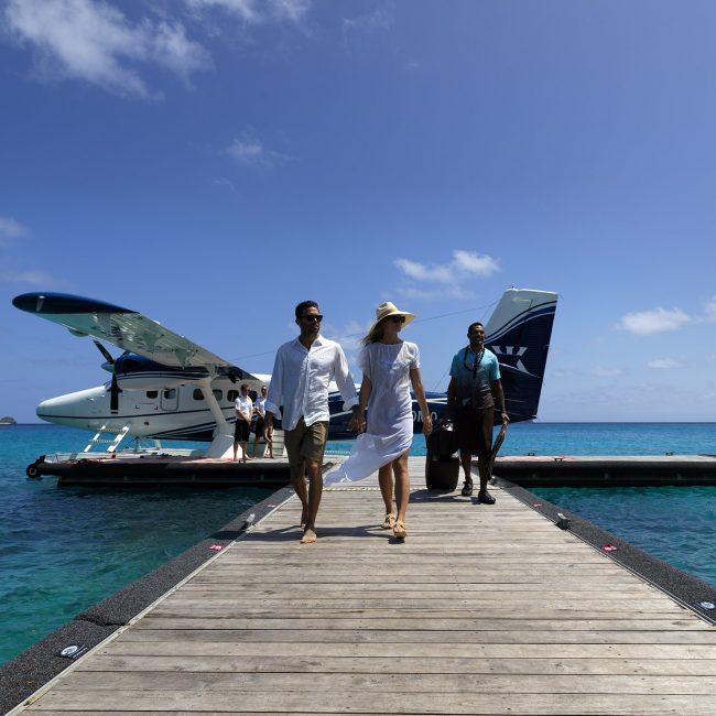 Kokomo Private Island Seaplane